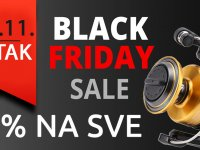 BLACK Friday - 20% na sve