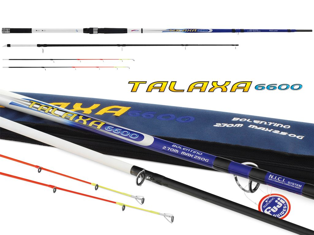 Tubertini Talaxa 6600 3,50m