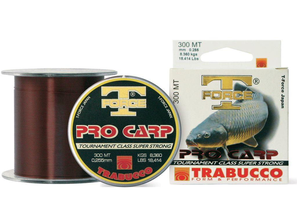 Trabucco T-Force Pro Carp 300m, 0.32mm