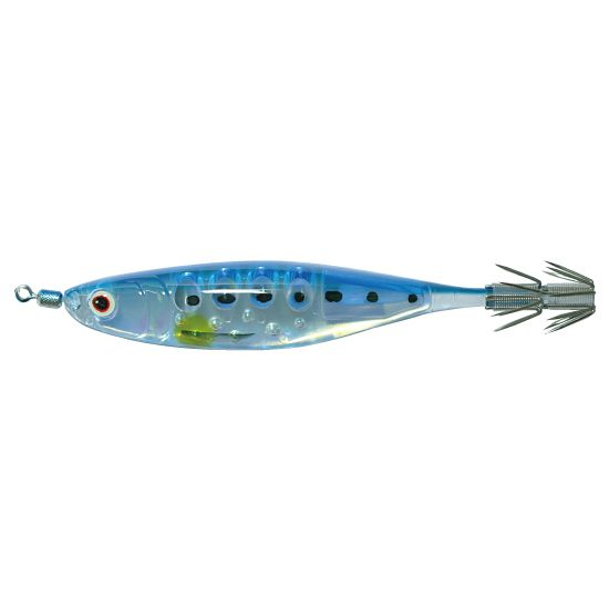 Yo-Zuri Squid Jig Crystal Ultra Aurora 80mm IW