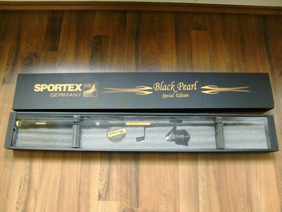 Sportex Black Pearl Limited Edition Set
