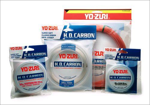 Yo-Zuri H.D. Carbon Leader CL, 25lb