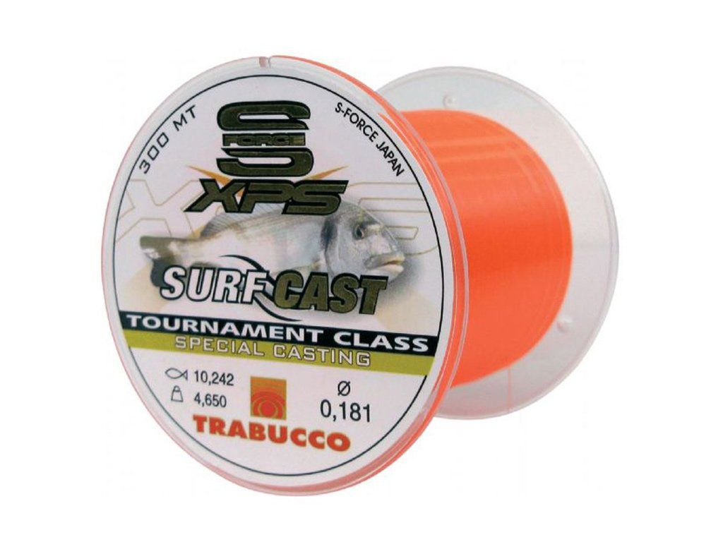 Trabucco S-Force XPS Surf Casting 0,28mm