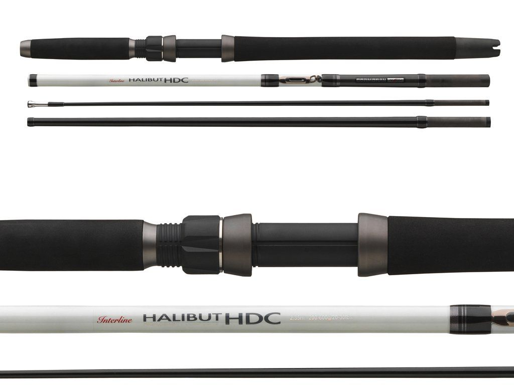 Cormoran Halibut HDC Interline Traveller 2.35m, 200-600g