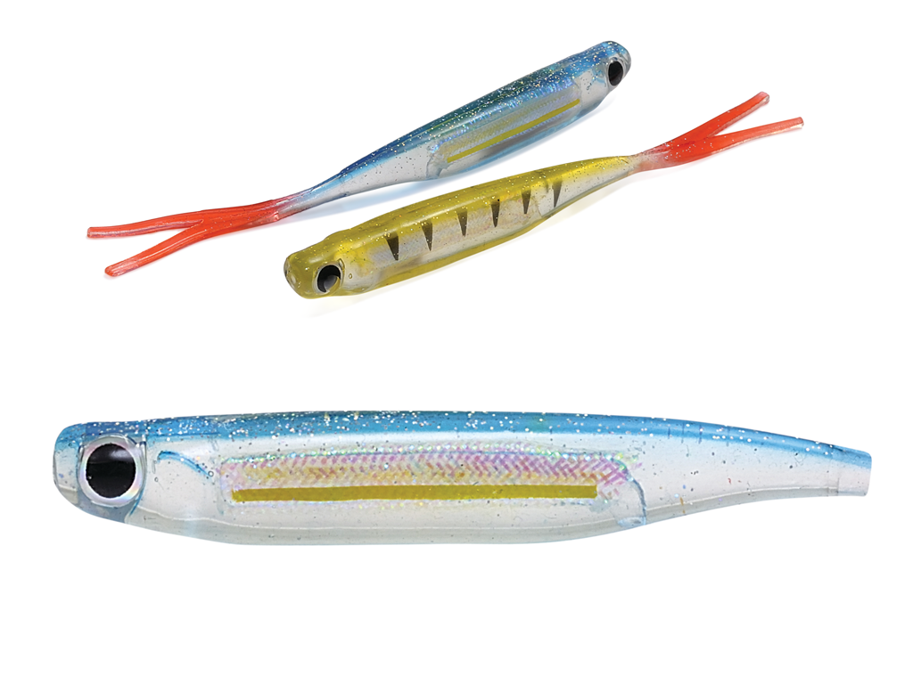 Rapture Power Minnow Fork Tail 75mm OC