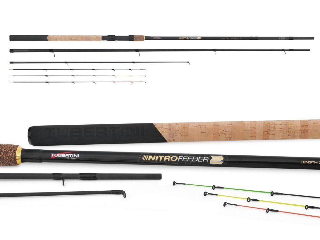 Tubertini nitro feeder ii 120g for Nitro fishing rods