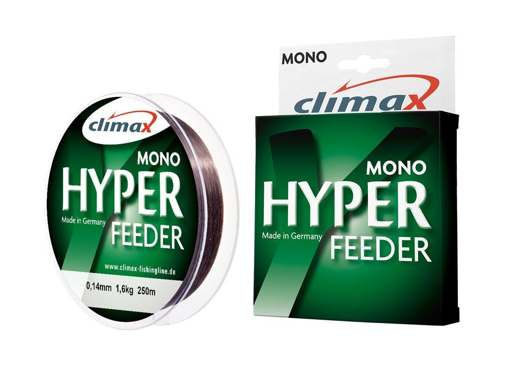 Climax Hyper Feeder Mono 300m, 0.16mm