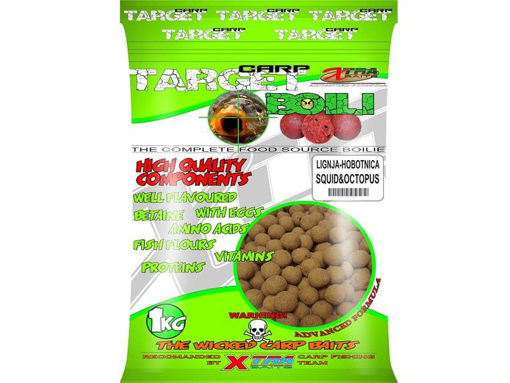 Xtra Baits Boile 16mm Squid & Octopus 1kg
