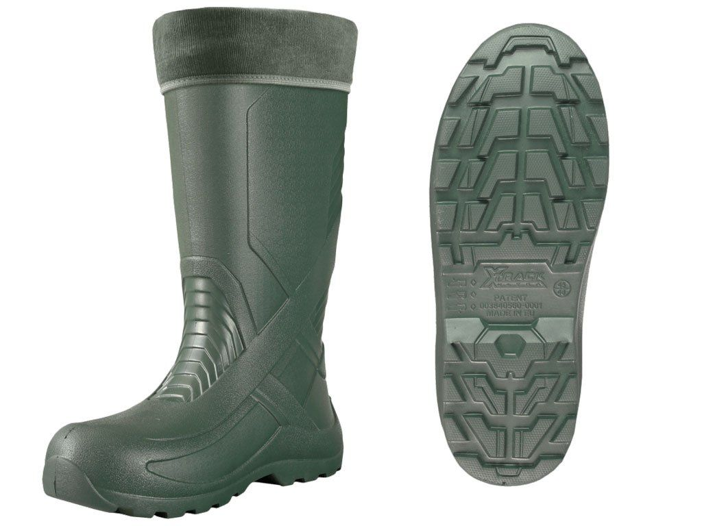 Dry Walker Rubber Boots up to -40, sz 42