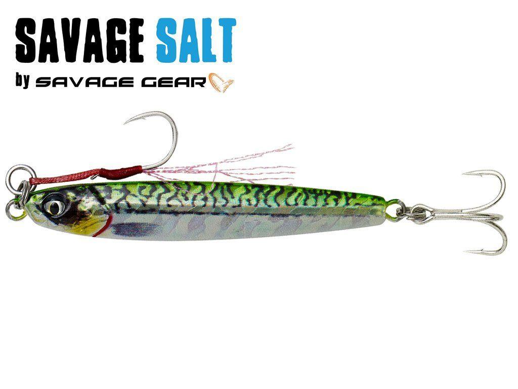 Speed Jig I  Green Mackerel