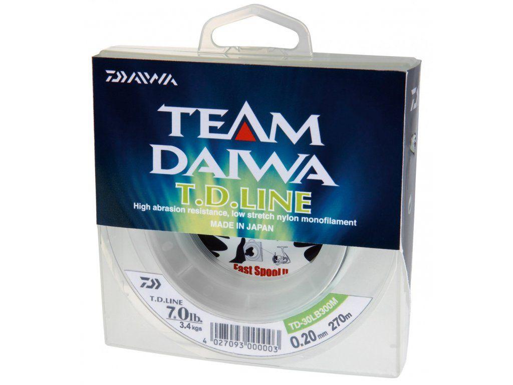 135M Daiwa Team Daiwa Line Super Soft Nylon