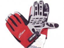 Owner Game Glove L Red