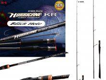 Black Hole NS Rods Hurricane S-66R Rubber Jigging 1.98m, 40-160g