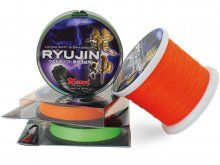 Momoi RYUJIN 8PE Braid 130m Lime Green, 0,26mm