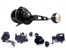 Wiki Jigging 900H/L Light & Slow Jigging Reel Black