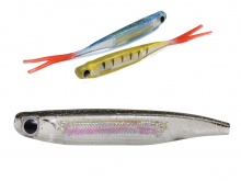 Rapture Power Minnow Fork Tail 75mm NA