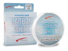 Tubertini Carbon White 50m, 0.100mm