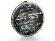 Prologic Hooklink Mono Mirage XP 35m 30lbs