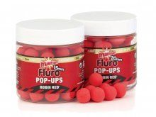 Dynamite Baits Robin Red Fluoro Pop ups 15mm