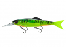 Daiwa PX Hybrid Swimbait 180 fire tiger
