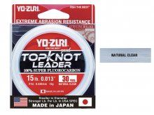 Yo-Zuri Topknot Leader 30YDS 25Lbs, 0.435mm NC
