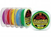 Trabucco XPS Fluoro Power Latex 1.8mm, 7.5m Size 14