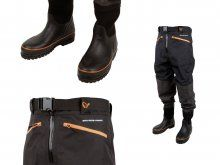 Savage Gear Breathable Waist Waders, size 44/45