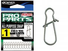 Owner Pro Parts Lead Snap 4813, Size 00