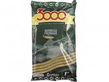 Sensas 3000 Barbel with Cheese 1kg