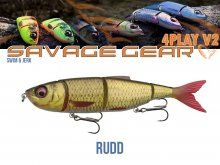 Savage Gear 4Play V2 Swim & Jerk 13.5cm, 20g, SS04-Rudd