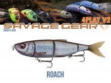 Savage Gear 4Play V2 Swim & Jerk 16.5cm, 35g, SS02-Roach