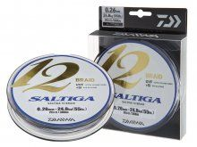 Daiwa Saltiga 12-Braid 300m, 0.16mm