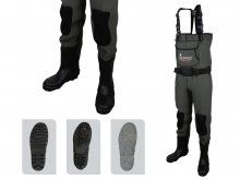 Imax Challenge Chest Neoprene Waders 46/47