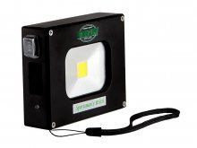 Hydro Glow SM10 10W Personal Flood Light - USB Rechargeable