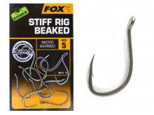 Fox Edges Arma Point Stiff Rig Hook Size 4