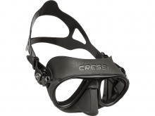 Cressi Calibro Mask,Black Frame