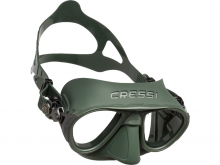 Cressi Calibro Mask,Green Frame