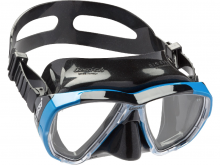 Cressi Big Eyes Black, Blue Frame