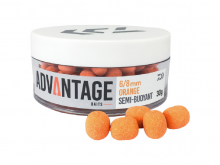 Daiwa Advantage Hookbait Semi Buoyant 8/10mm Orange 30g