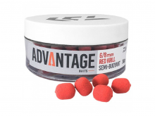 Daiwa Advantage Hookbait Semi Buoyant 8/10mm Red Krill 30g