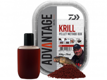 Daiwa Advantage Method Box Pellets Krill 500g