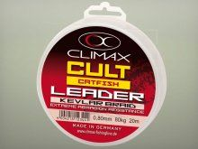 Climax Cult Catfish Kevlar Braid 0.80mm 80kg 20m