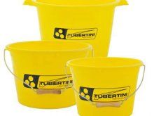 Tubertini Bait Bucket 13l