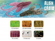 Rapture Alien Craw 2.5cm Watermelon (3)