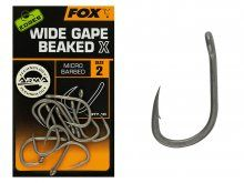 Fox Edges Wide Gape Beaked X Size 2