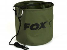 Fox Collapsible Water Bucket L