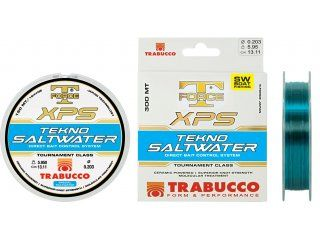 Trabucco TF XPS Tekno Saltwater 150m 0.20mm