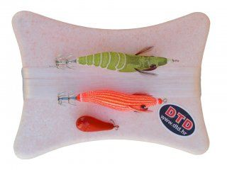 DTD Trolling Squid Set