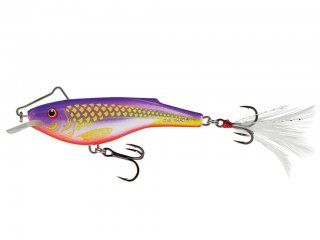 Salmo Rail Shad 6cm S Holographic Purpledescent