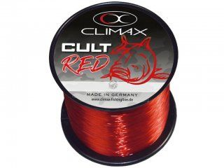 Climax Cult Carp Line Red Mono 0.28mm, 1500m